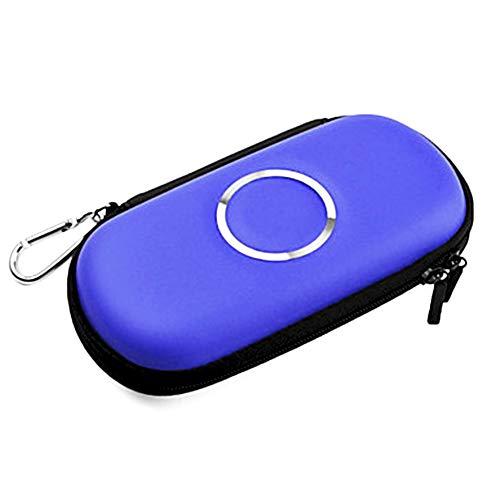Bolsa de cubierta de PSP,Funda protectora para Sony PSP 1000/2000/3000(Azul)