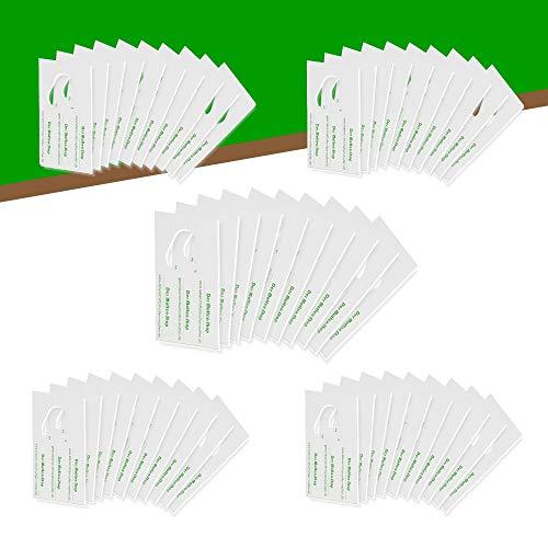 Der Motten-Shop, 10 Karten à 5 Lieferungen, Schlupfwespen gegen Kleidermotten, biologische & nachhaltige Mottenbekämpfung, Umweltfreundliche und giftfreie Alternative zu Mottenkugeln oder Mottenspray