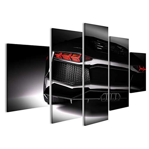 Cuadros coches deportivos formato grande