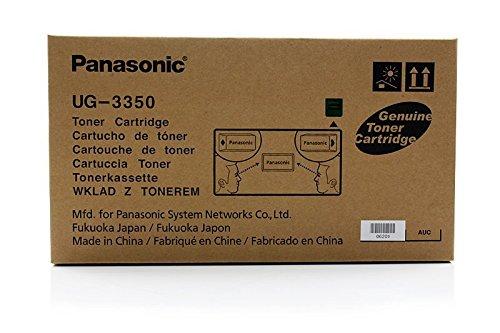 Original Panasonic UG-3350 /, für Panafax UF-580 Premium Drucker-Kartusche, Schwarz, 7500 Seiten