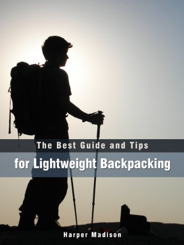 The very best Guide and recommendations for Lightweight Backpacking - 41H00uqlJrL