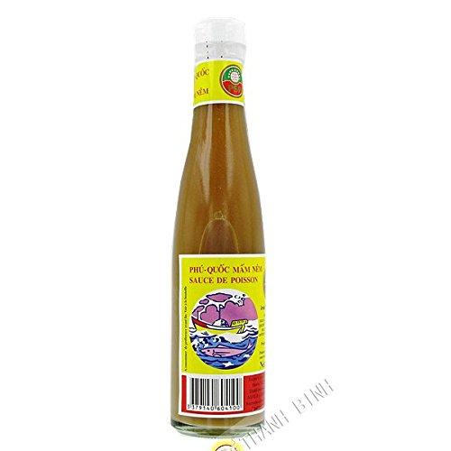 Sauce sardellen Mam Nem Phu Quoc PSP 200ml Thailand - Pack 6 stück