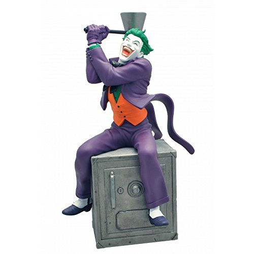 Plasplug Toy 80059 - Figura - Hucha de Collection The Joker a Safe