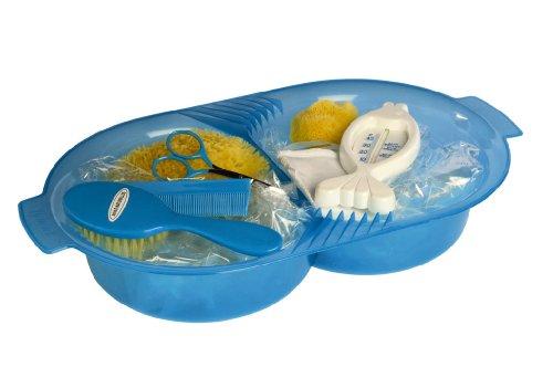 dBb Remond 305946 Toiletbril voor kinderen, blauw, transparant
