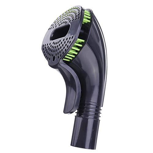 DZSHYXGW accessoires voor stofzuiger, warm, dierenharen, zachte borstel, binnendiameter 32 mm, accessoires voor honden en huisdieren, A, blue