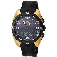 Tissot T-Touch Expert Solor Tour De France Alarm Quartz Men's Watch (T0914204720704)