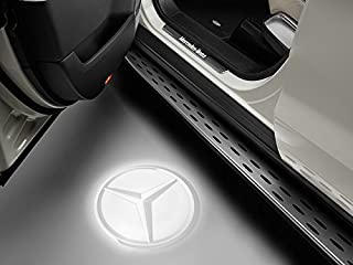 original Mercedes Benz, LED Projektor, Mercedes Stern transparent