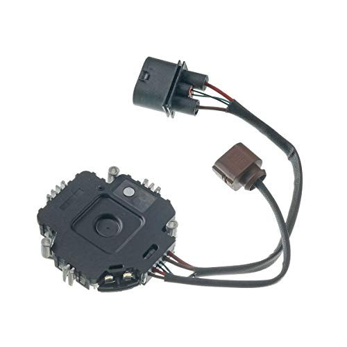 Engine Radiator Cooling Fan Control Module Relay for Volkswagen Passat Golf CC Jetta Eos GTI Tiguan Audi A3 TT Quattro