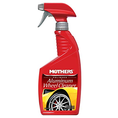 Mothers 06024 Polished Aluminum Wheel Cleaner