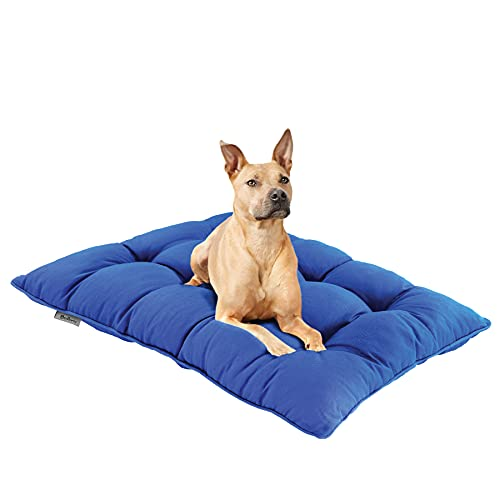 Bedbric Comfortable Dog Bed-Dog Crate Mattress for Pets-Medium Sized Dog Mat-Puppy Bed-Dog Cushion