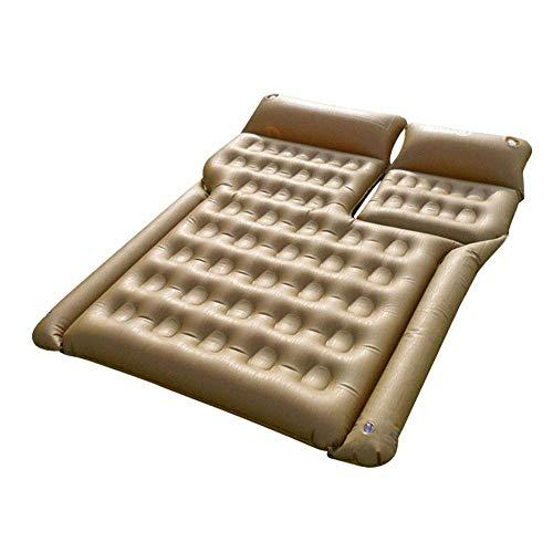 WFAANW Coche cama recorrido de coche cama inflable de múltiples funciones de auto-conducción del colchón