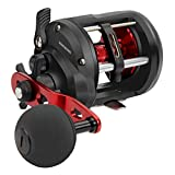 KastKing ReKon Level Wind Trolling/Jigging Fishing Reel,Round Conventional Baitcasting Reels,Size 20,Right Handed