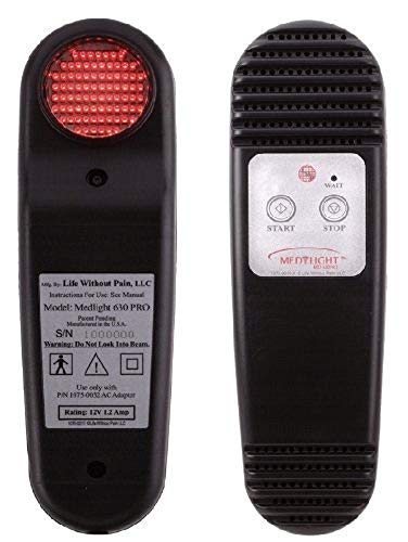 For Sale! Medlight 630Pro Pain Relief Red Light Therapy Muscle and Joint Pain Relief