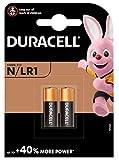 Duracell 4 Pilas alcalinas N Lr1 Mn9100 Micron Fox