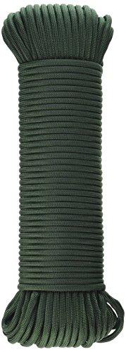 SecureLine NPC5503240YT 5//32-Inch X  400-Feet Military Grade 550 Nylon Paracord Yellow//Orange CRAT9