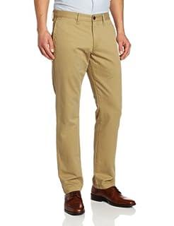 Dockers Men's Modern Khaki Slim Tapered Flat Front Pant, New British Khaki, 34W x 34L (B00BBCQTH4) | Amazon price tracker / tracking, Amazon price history charts, Amazon price watches, Amazon price drop alerts