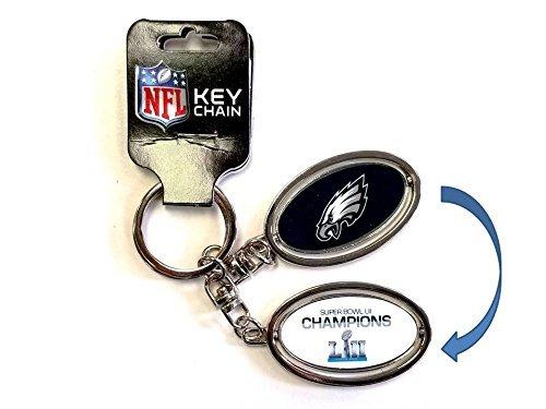Philadelphia Eagles PortaChiavi Key Chain Super Bowl NFL American Football