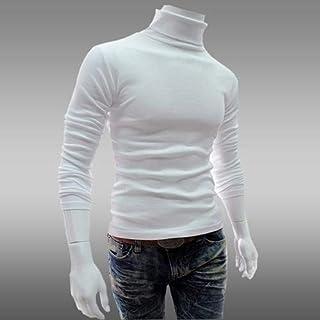 High Neck T-Shirt For Men