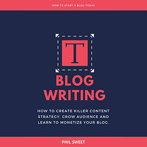Blog Writing cover art