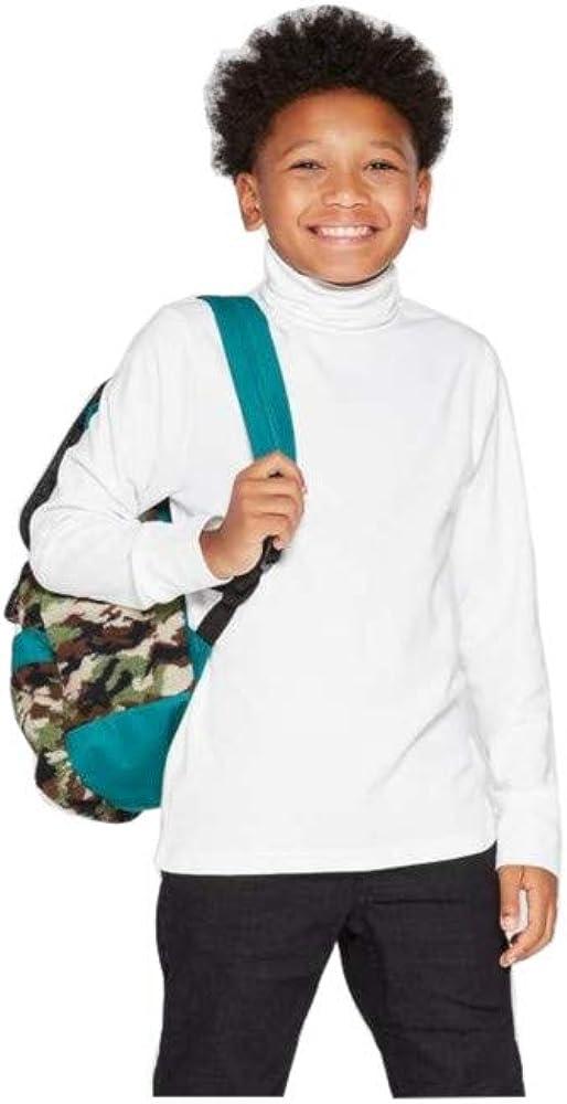 Cat & Jack Boys Long Sleeve Turtle Neck T-Shirts