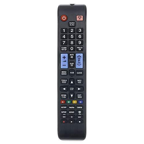 Control Remoto Compatible para Samsung UE40ES7000 Televisión/TV