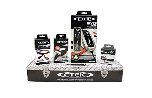 CTEK TOOLBOX-01 MXS 5.0 Ladegerät mit Zubehör