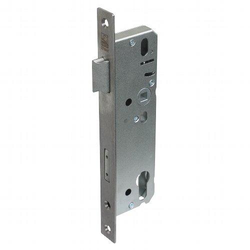 Rohrrahmeneinsteckschloß ES 958 PZW 92 16mm Stulp, 30 mm Dorn(9585-3016)