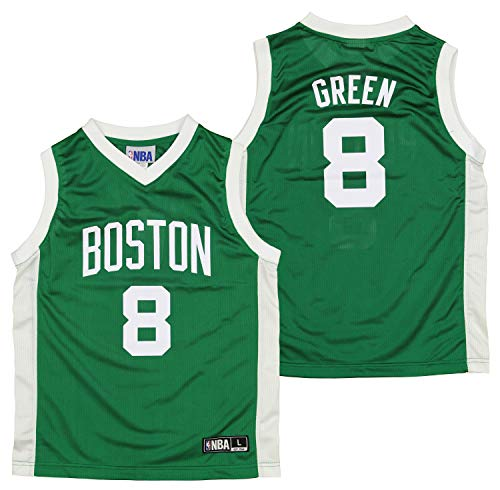Outerstuff NBA Javonte Green Boston Celtics Boys (4-20) Team Color Jersey - X-Large (16-18)