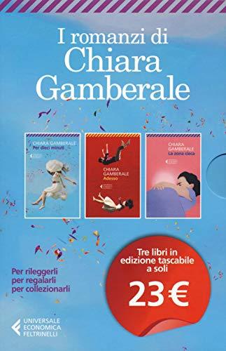 Cofanetto Gamberale: Per dieci minuti-Adesso-La zona cieca