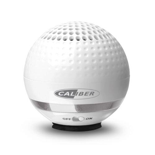 Caliber HSG302BT/W Bluetooth tragbarer Lautsprecher weiß