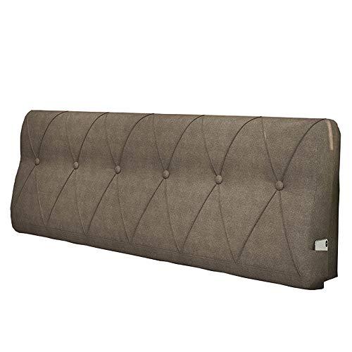 Coussins de lit, Housse de lit Grande Taille pour Dos de Sac à Dos, en Coton PP (120 * 60 * 15CM)