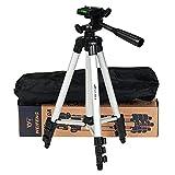 Soporte para trípode camara Canon DSLR EOS 1300D, 1200D, 1100D, 760D, 750D, 700D, 600D, 650D, 550D, 60D, 70D, SX50, SX60, SX30