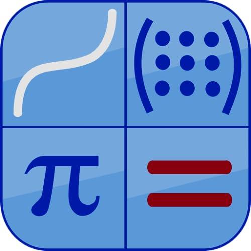 CMG Calculator: Rechnen, Graphen zeichnen, Matritzen berechnen