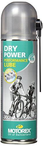 Motorex Herren Dry Kette Lube oil-multicoloured, Herren, Dry Chain, mehrfarbig, 0.30 Litres