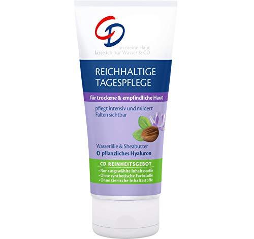 Cd Reichhaltige Tagespflege Für Trockene Und Empfindliche Haut, 2er Pack (2 X 50 Ml)