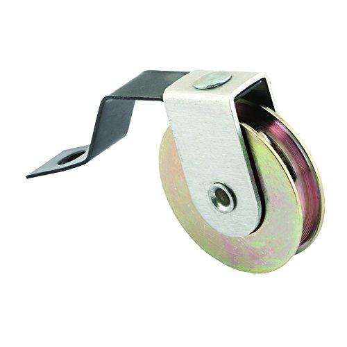 Slide-Co 11960-B Sliding Screen Door High Tension Spring Roller, 2-Pack,Steel