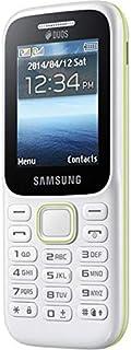 Samsung SM-B310E Mobile Phone, Less than 512 MB Dual SIM White