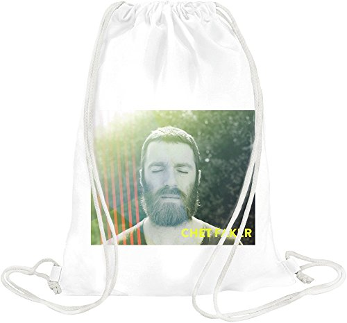 Chet Faker Color Drawstring bag