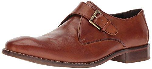 Cole Haan Men's Williams II Monk-Strap Loafer, British tan, 7 Medium US