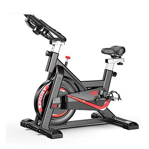 ASZX Bicicleta de Spinning de Ciclismo de Ejercicio, Bicicleta aeróbica de Fitness...