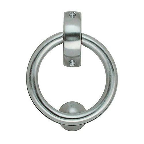 "beslagsboden B098KM 107x 133mm\""Design Zink Türklopfer–Silber"