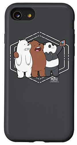 iPhone SE (2020) / 7 / 8 We Bare Bears Selfie Case