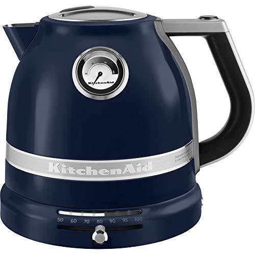 KitchenAid Wasserkocher Mit Temperatureinstellung 1,5l - Artisan 5KEK1522EIB Ink Blue
