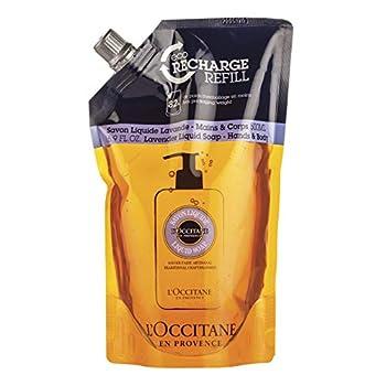 L Occitane Shea Butter Liquid Hand Soap Refill 16.9 Fl Oz