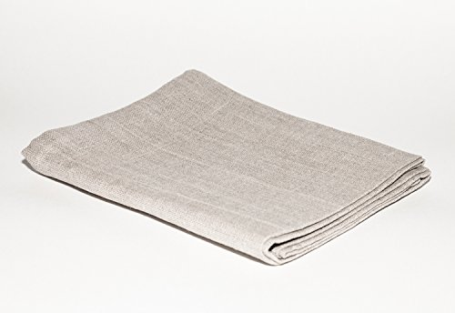 Professional Bakers Couche Pure Flax Linen 100% Bake Ware Canvas Bread Baguettes loafs Proofing Cloth (26x23)