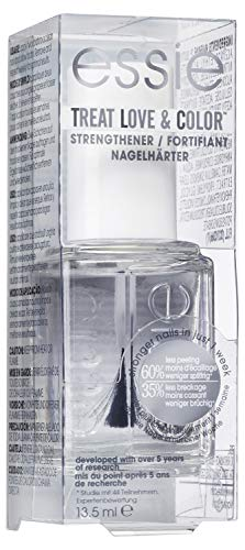 Essie Pflegender Nagellack Nr. 0 gloss fit, Regeneration & Glanz, Klar, 13.5 ml