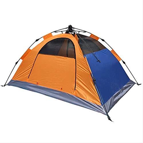 Camping En Camping Tenten, Geen Behoefte Aan Het Opzetten Van Een One-Bedroom Dubbel Tent, Double-Deck Mountain Tent