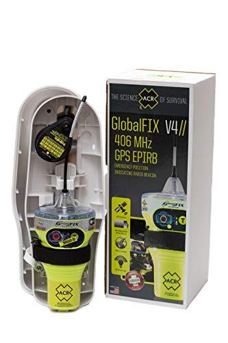ACR Electronics GlobalFix V4 EPIRB Integral GPS, Cat 1