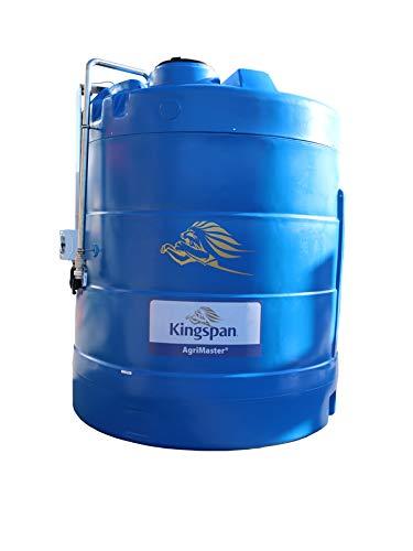 Flüssigdüngertank AgriMaster® 9000 Liter mit Füll- und Saugleitung aus Kunststoff