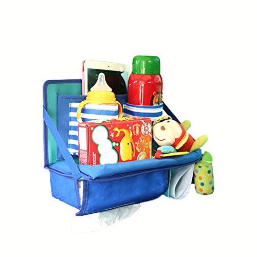 Auto vouwtafel, Kinderzitje Terug Zonnestoelen Organizer, Opvouwbare Tafel Opbergtas Fles Houder Grote Capaciteit D